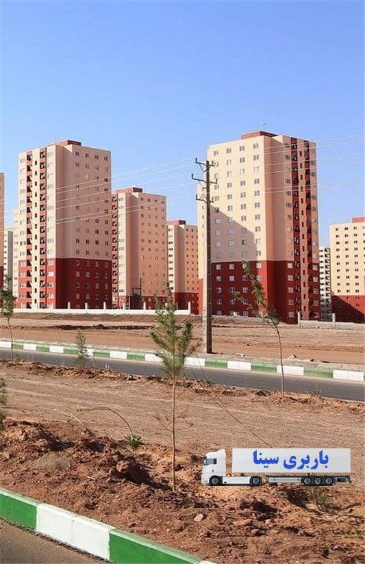 اتوبار و باربری محمدشهر